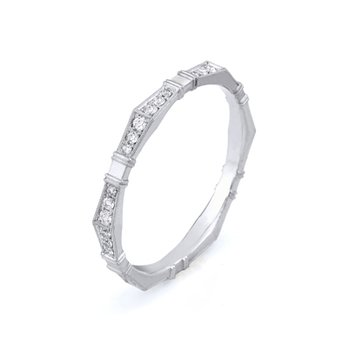Imogen Diamond Wedding Band