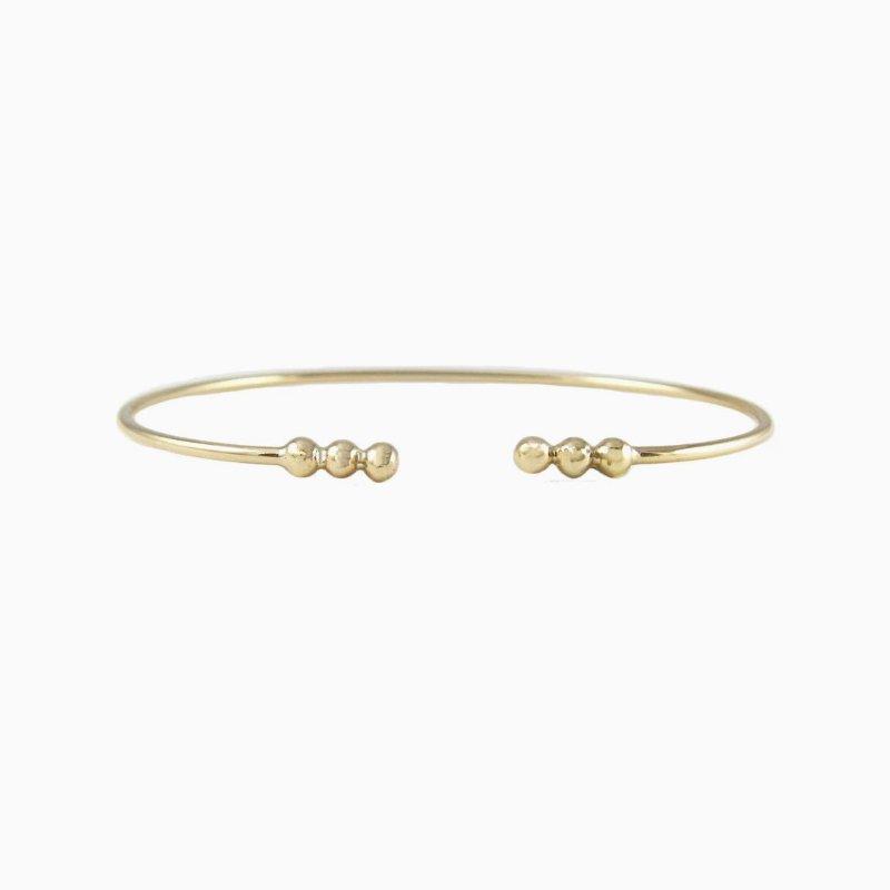 Jennie Kwon Ball Cuff Bracelet