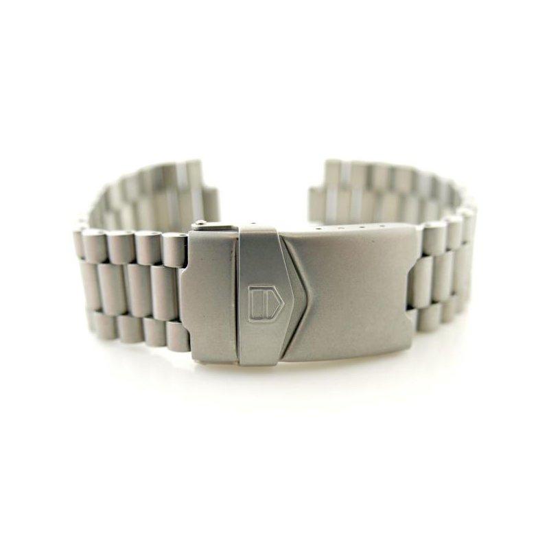 TAG Heuer Stainless Steel 14mm 2000 Series Bracelet