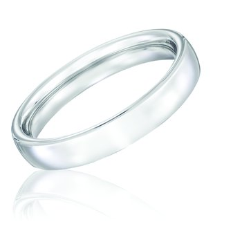 Platinum 3.5mm Band
