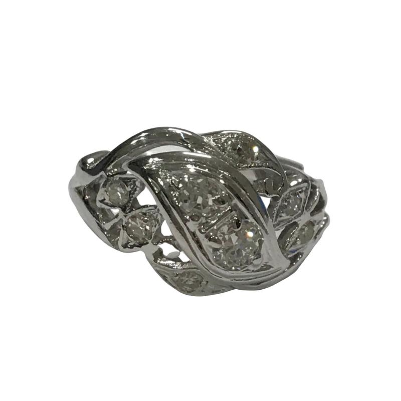 Antique, Estate & Consignment Vintage Diamond Ring