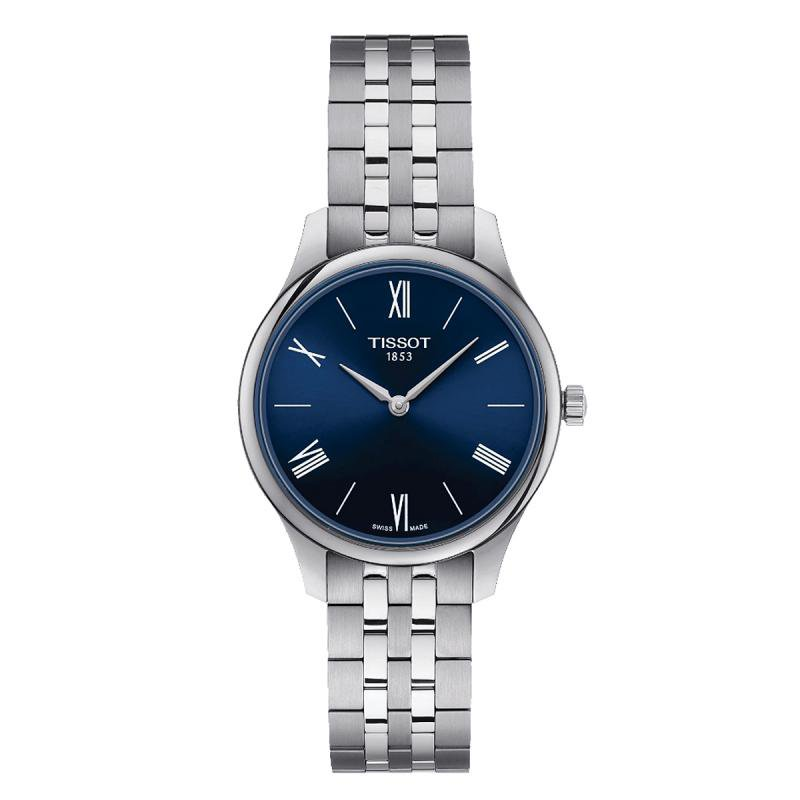 Tissot 5.5 Tradition Blue Dial
