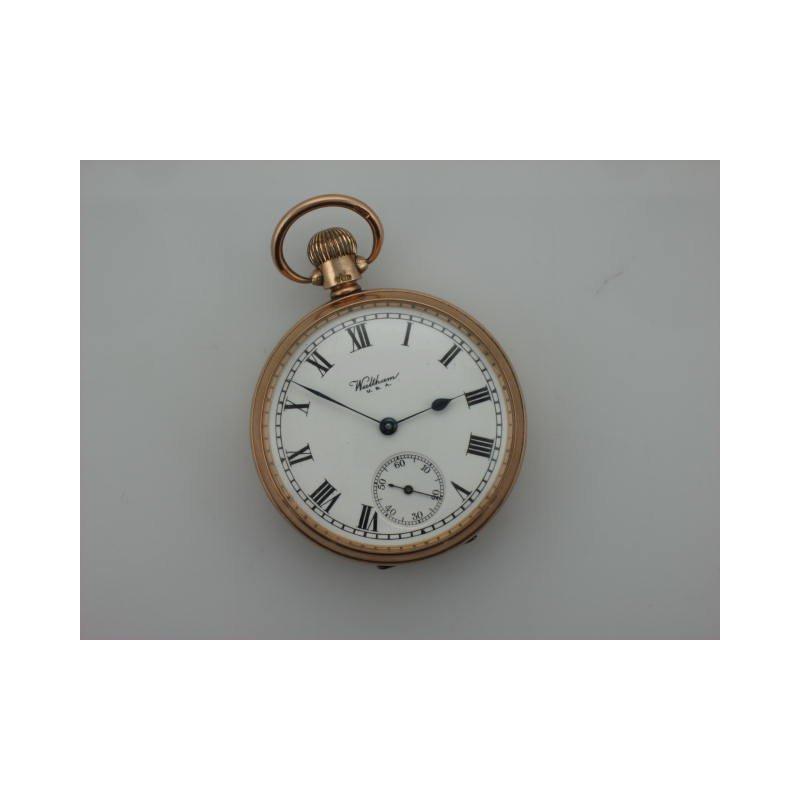 Antique, Estate & Consignment 10k Waltham Pocket Watch
