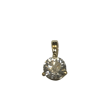 0.63 Carat Diamond Pendant