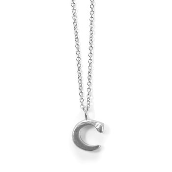 "Love Letter ""C"" Necklace"