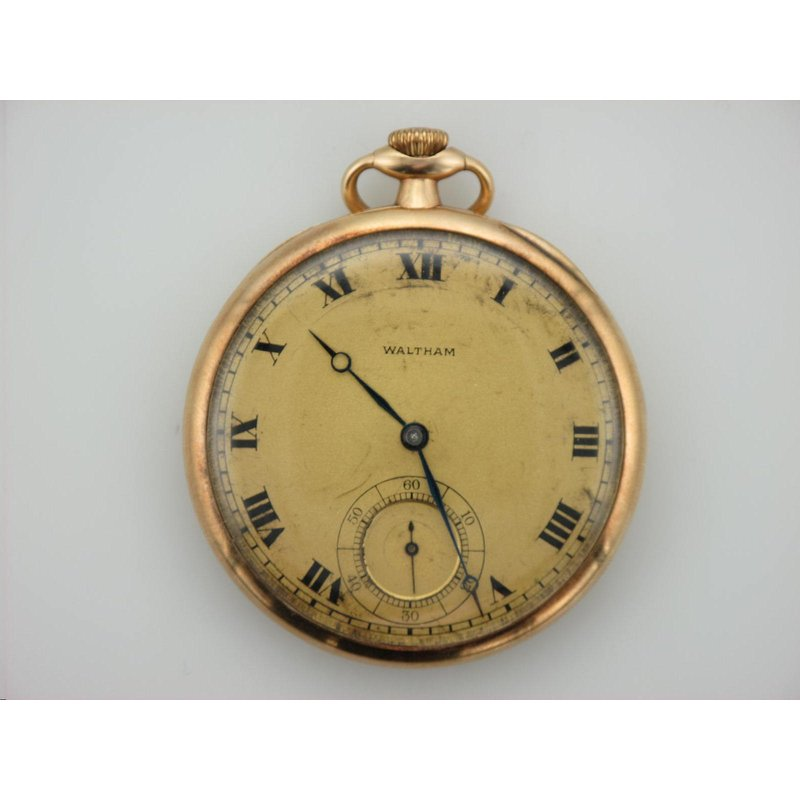 Antique, Estate & Consignment Waltham Pocket Watch