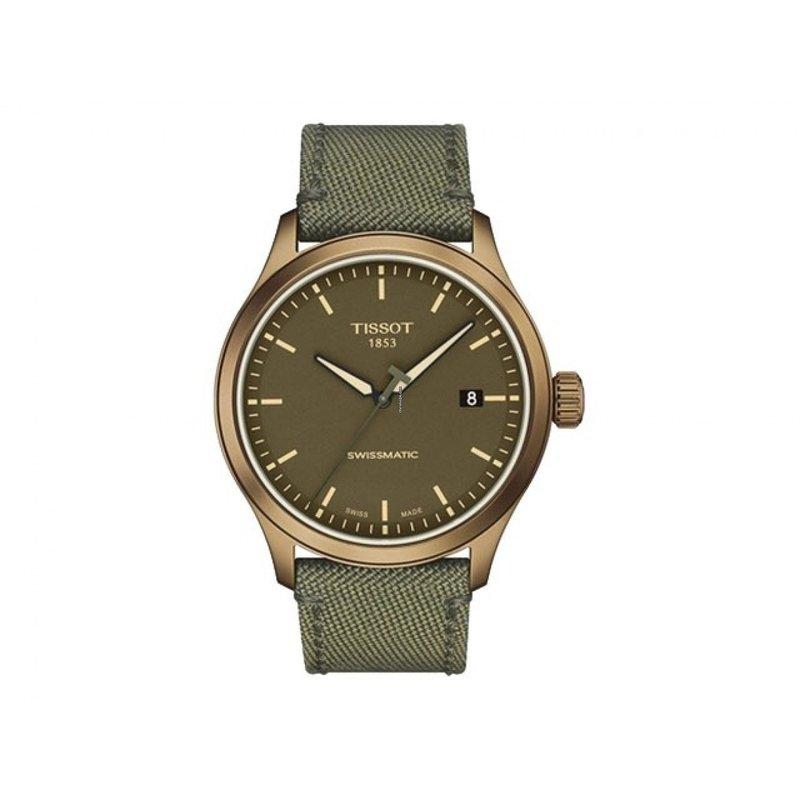 Tissot Gent XL Swissmatic - Green