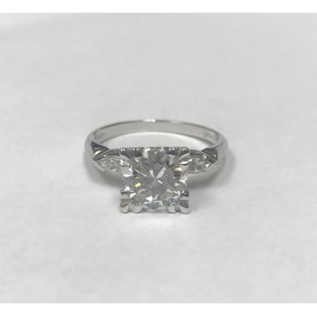 1.55 Carat Diamond Engagement Ring