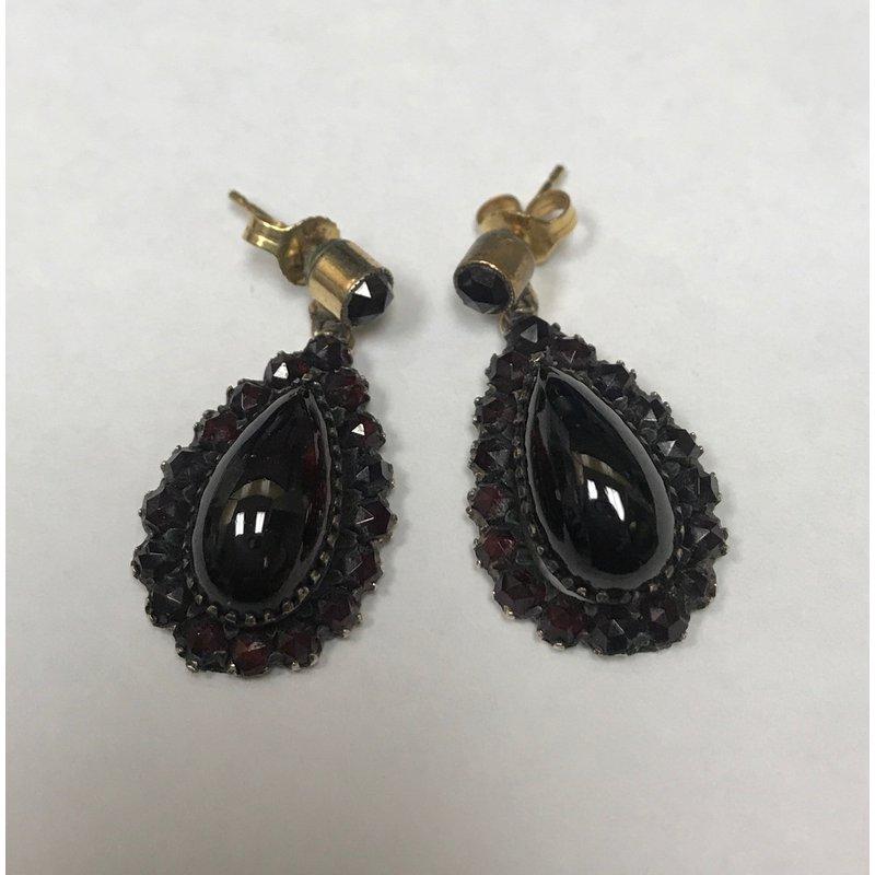 Antique, Estate & Consignment Garnet Earrings