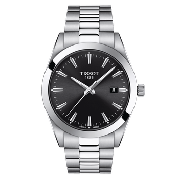 Gentleman with Black Dial