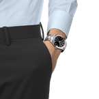 Tissot Gentleman with Black Dial