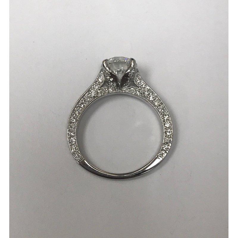 Antique, Estate & Consignment Diamond Engagement Ring