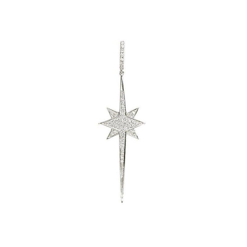 Shay North Star Diamond Necklace