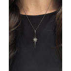 Shay North Star Diamond Necklace
