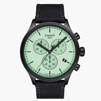 Chrono XL Neon Green Dial