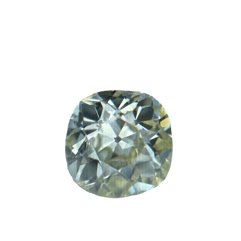 Hurdle's Loose Diamonds 2.16 Carat Antique Cushion Cut O/P / SI1