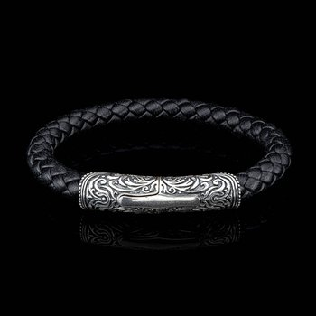 Milan - Silver/Black