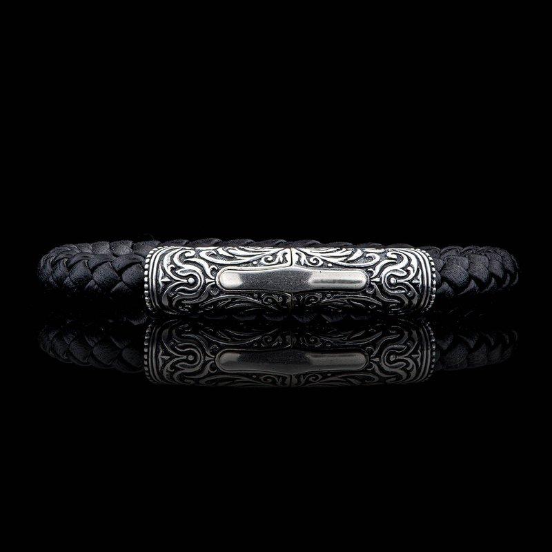 William Henry Milan - Silver/Black