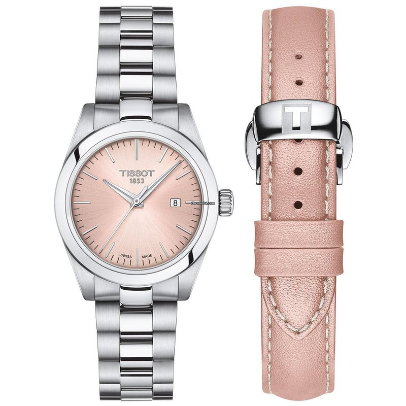 Tissot T-My Lady Pink & Steel