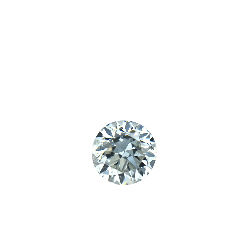 Hurdle's Loose Diamonds 0.55 Carat Round Brilliant Cut J / VVS2