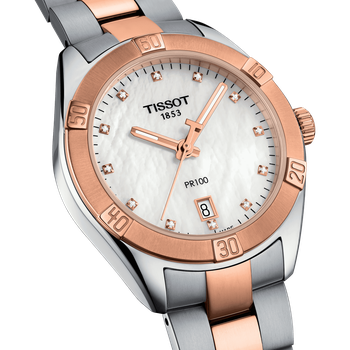 PR100 Two Tone Rose Sport Chic