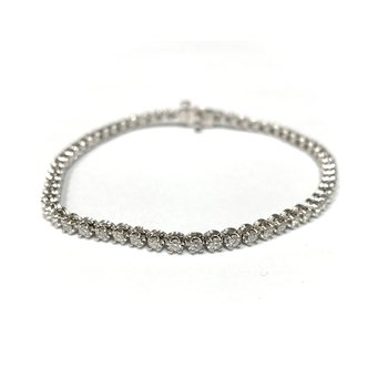 Diamond Tennis Bracelet - 1.50 Carats