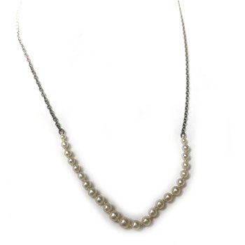 Anniversary Pearl Necklace