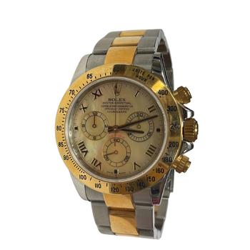 Rolex Cosmograph Daytona Watch - Two Tone