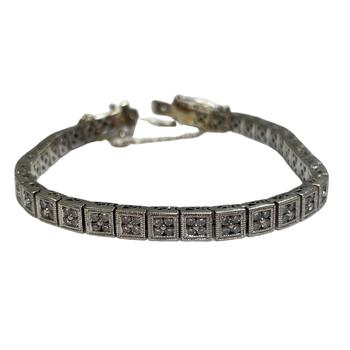 Diamond Tennis Bracelet - 2.00 Carats