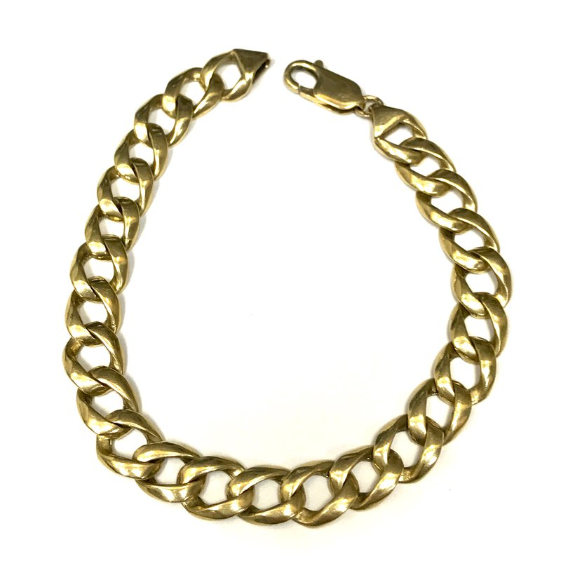 Antique, Estate & Consignment Gold Link Bracelet