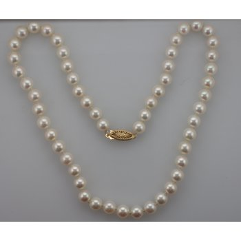 Cultured Pearl Strand 15.5""