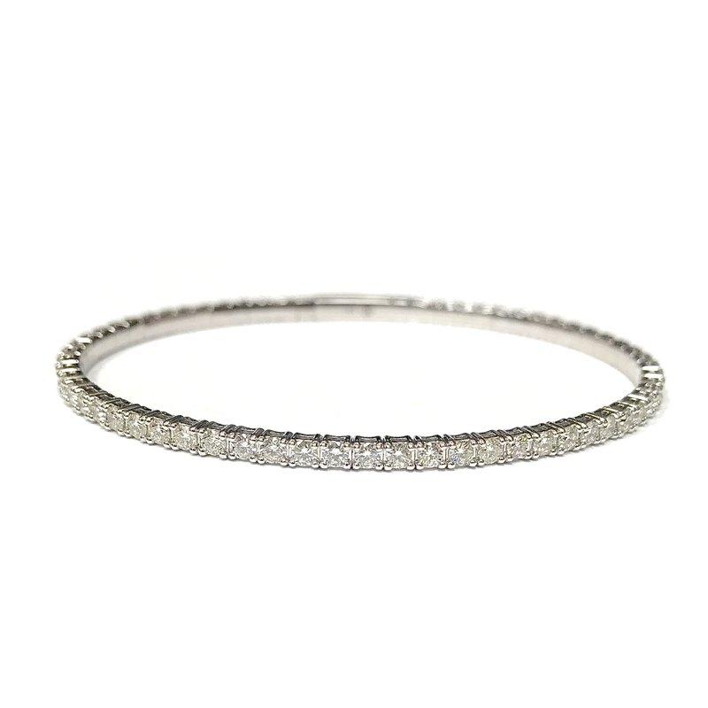 IDD Jewelry 2.50 Carat Diamond Tennis Bracelet