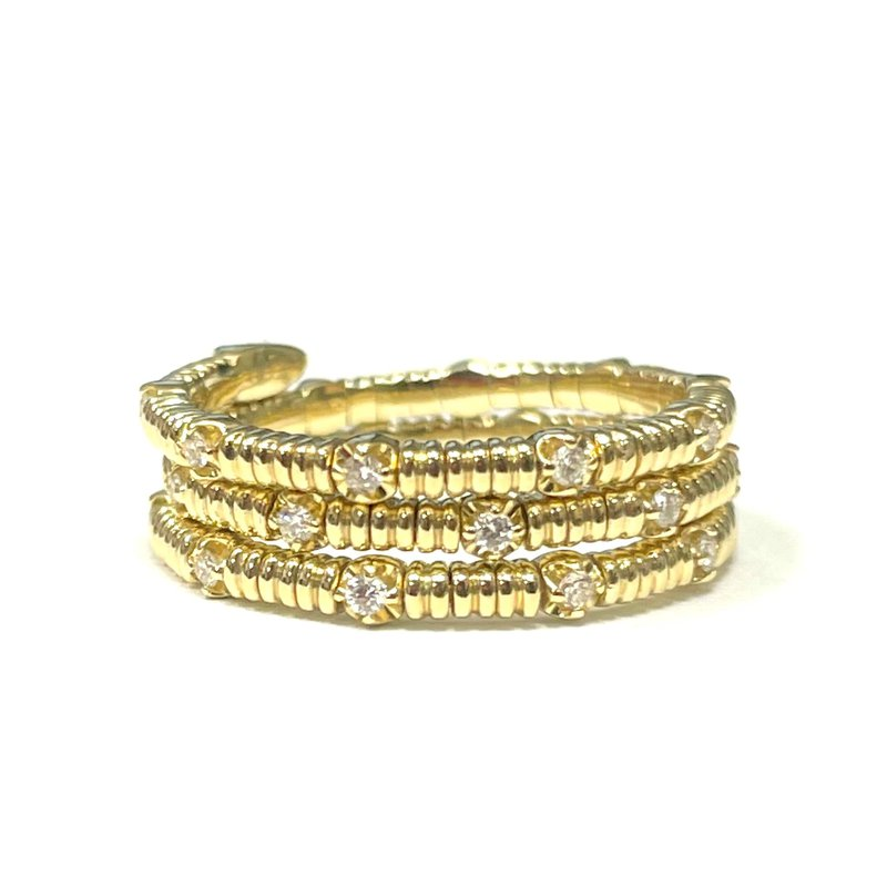 IDD Jewelry Diamond Flexible Ring