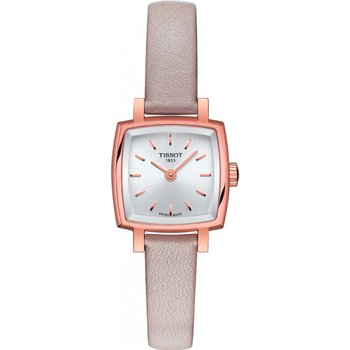 Lovely Square Rose Tone With Strap