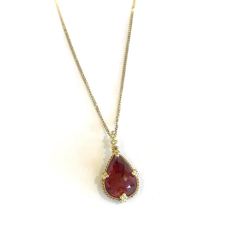 Amali One of a Kind Tourmaline Necklace