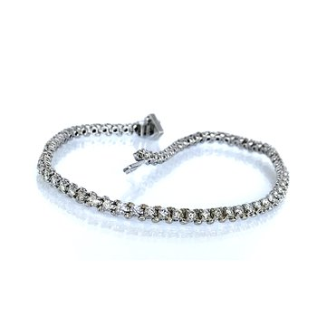 2.00 Carat Diamond Tennis Bracelet