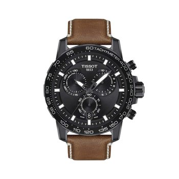 Supersport Chronograph Watch - Black Dial