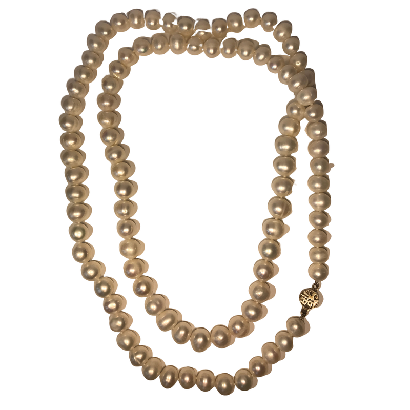 Antique, Estate & Consignment Freshwater Pearl Strand