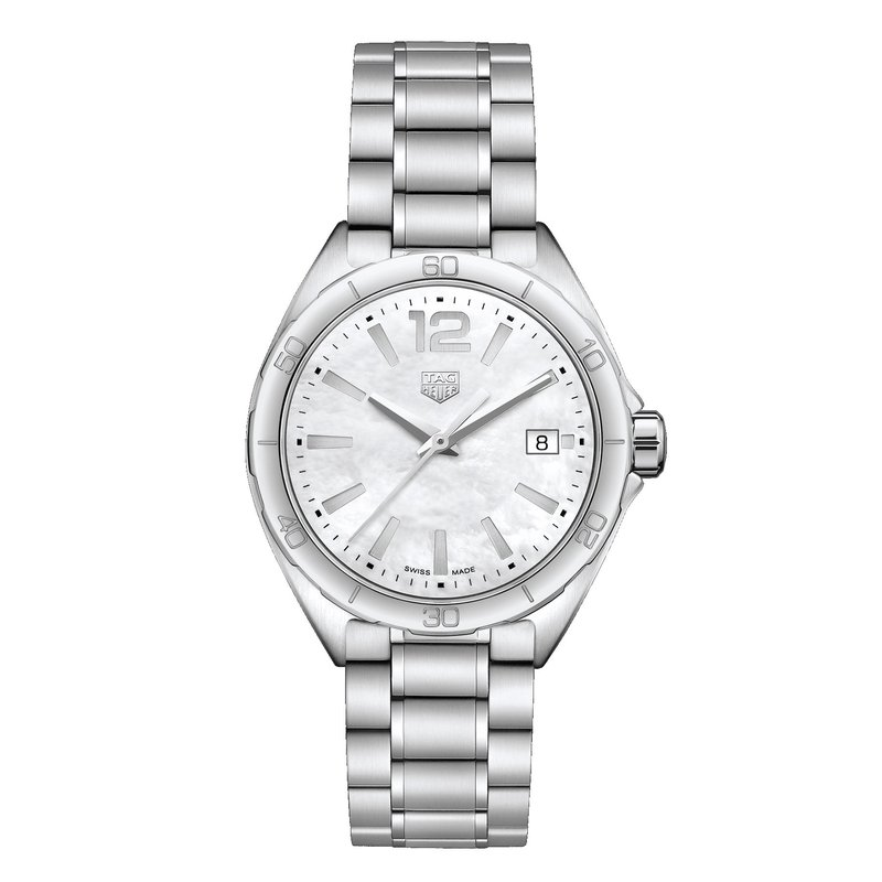 TAG Heuer Formula 1 Quartz - White Mother of Pearl Dial