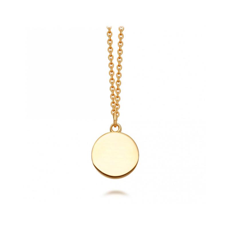 Astley Clarke Capricorn Zodiac Necklace