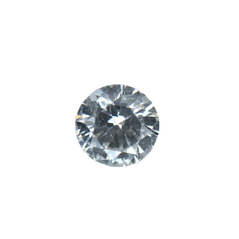 Hurdle's Loose Diamonds 0.37 Carat Round Brilliant Cut F / SI2