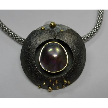 Baja Mabe Pearl Pendant
