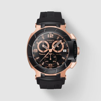 T-Race Chronograph Rose Gold