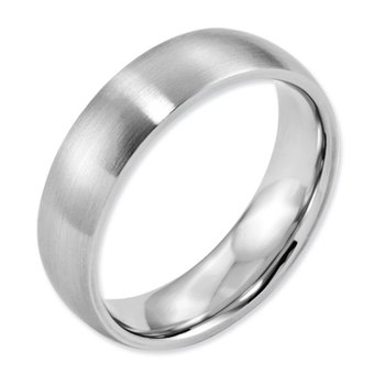 Cobalt Chrome 6mm Band