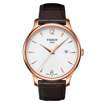 Tradition with Rose Tone Steel Case