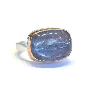Purple Tourmaline Ring