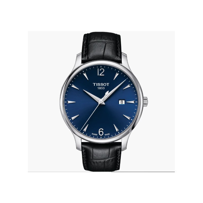 Tissot Blue Tradition With Strap