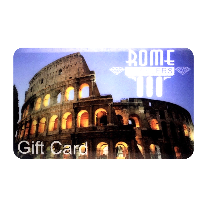 Rome Collection GIFT CARD