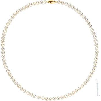 18-inch Akoya Cultured Pearl Strand
