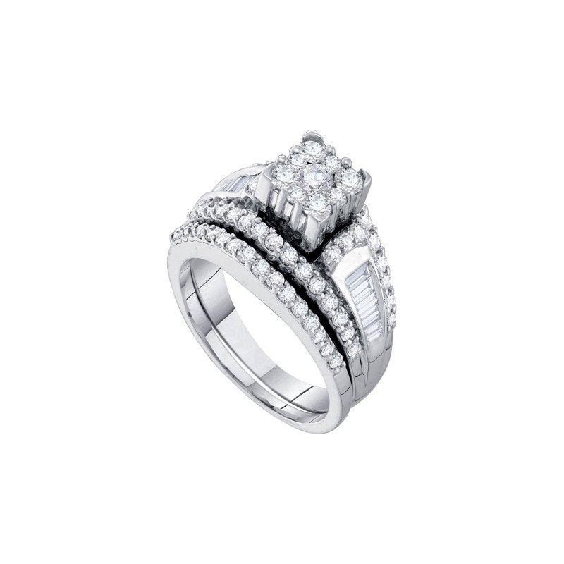 Mother's Day Ideas Diamond Bridal Set